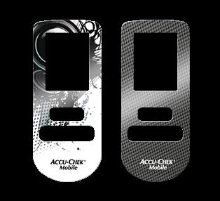Sticker Und Hüllen Für Blutzuckermessgeräte Accu Chek