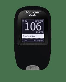 Accu-Chek Guide - Schutzhülle schwarz