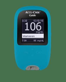 Accu-Chek Guide - Schutzhülle blau