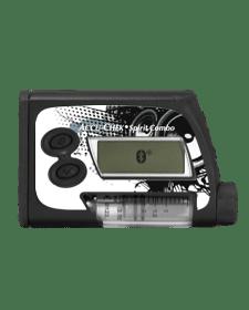 Accu-Chek Spirit Combo - Sticker Carbon / Musikbox