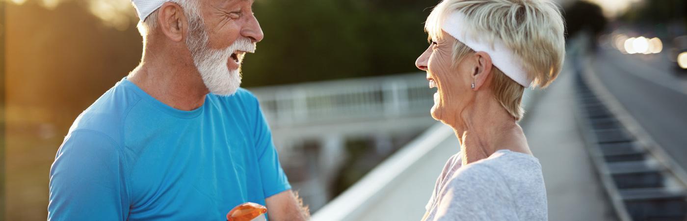 Von Typ-2-Diabetes sind oft ältere Menschen ab dem 50. Lebensjahr betroffen.