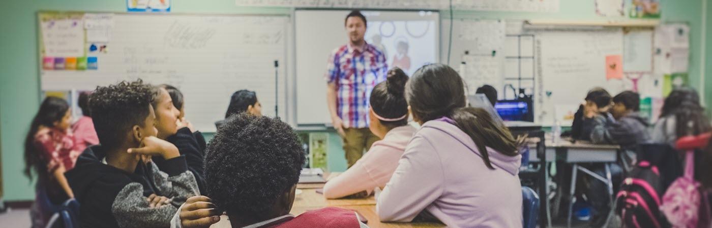 Diabetes in der Schule: Was Lehrer wissen sollten.