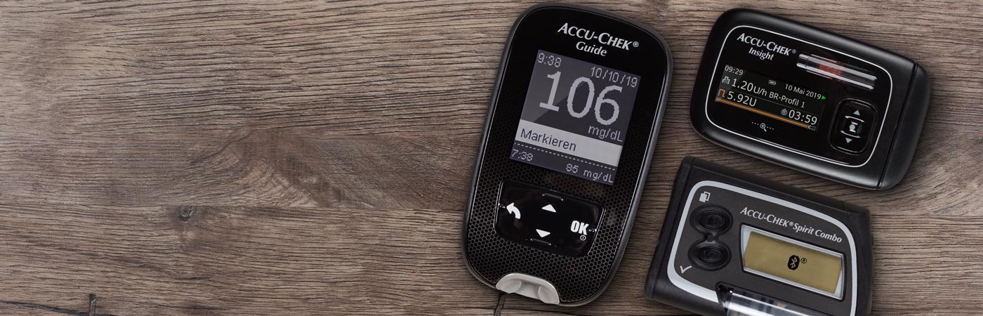 Mit der Insulinpumpentherapie wird tägliches Insulinspritzen überflüssig.