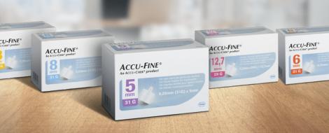 Accu-Fine Pen-Nadeln Sortiment