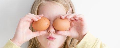 Ernährung bei Typ-2-Diabetes: Eier.