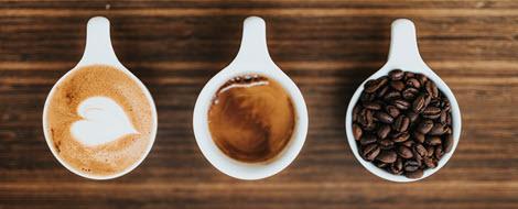 Ernährung bei Typ-2-Diabetes: Kaffee.