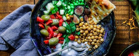 Vegane Ernährung bei Diabetes.